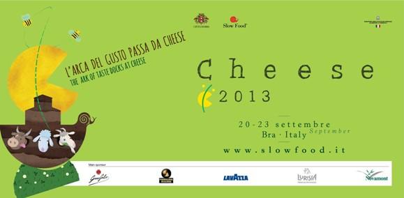 Das Logo von Cheese