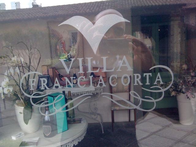 Die Kellerei Villa Franciacorta