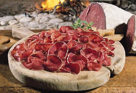 Bresaola - Eine Spezialität aus Norditalien