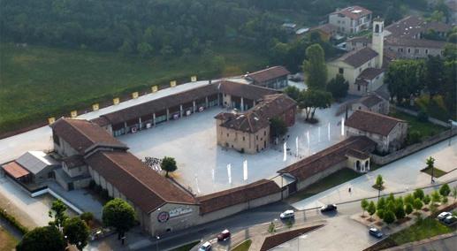 Das Mille Miglia Museum in Brescia