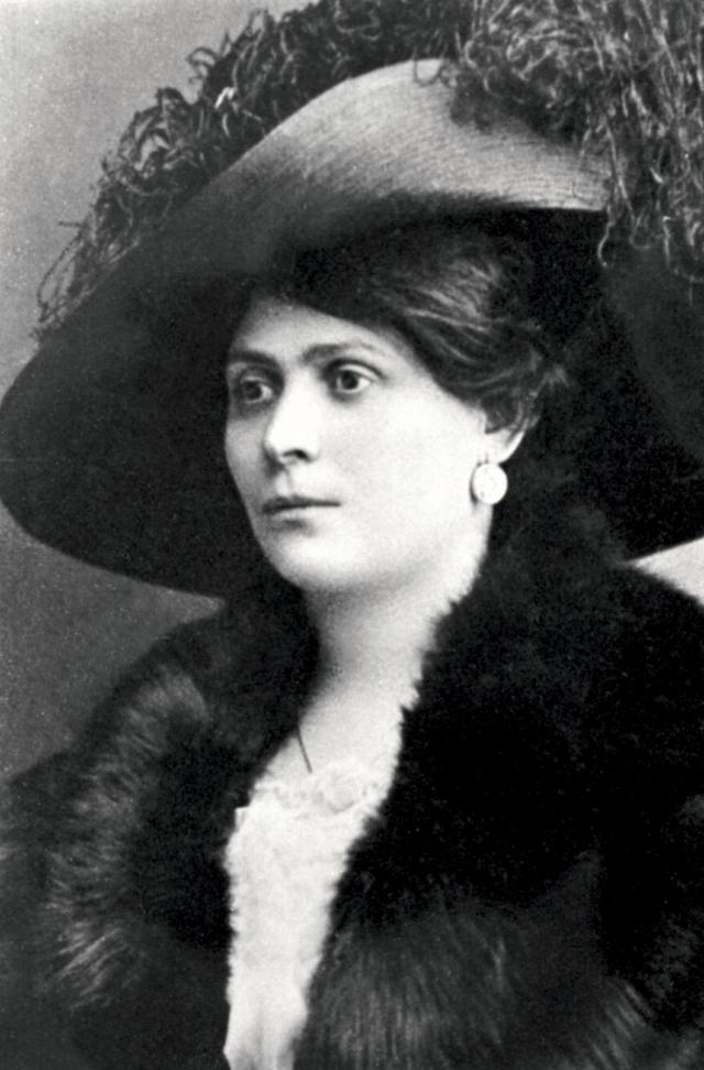 Die Perugina Gründerin Luisa Spagnoli