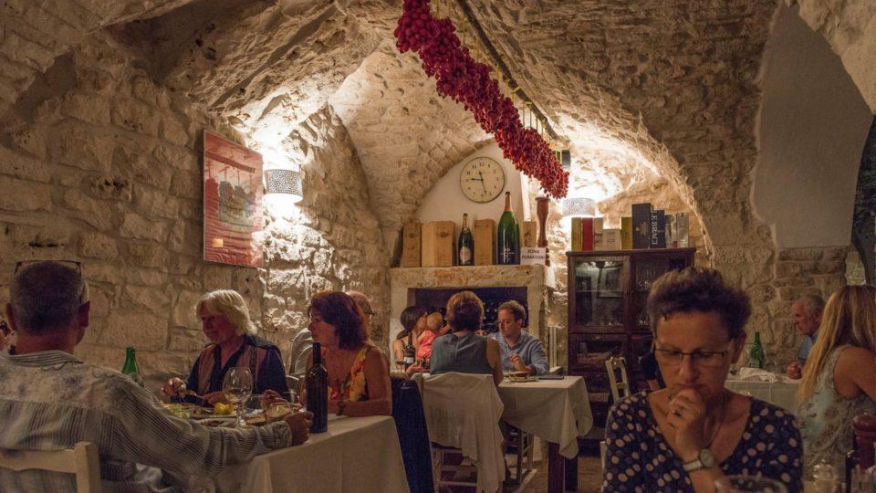 Restaurant Cibus in Ceglie Messapica