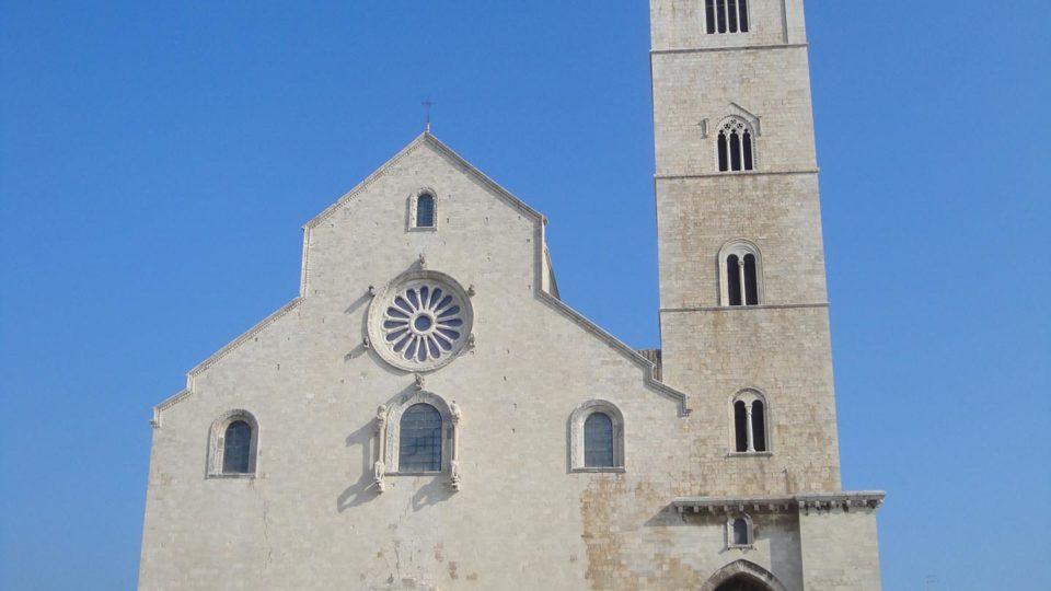 Die Kathedrale von Trani
