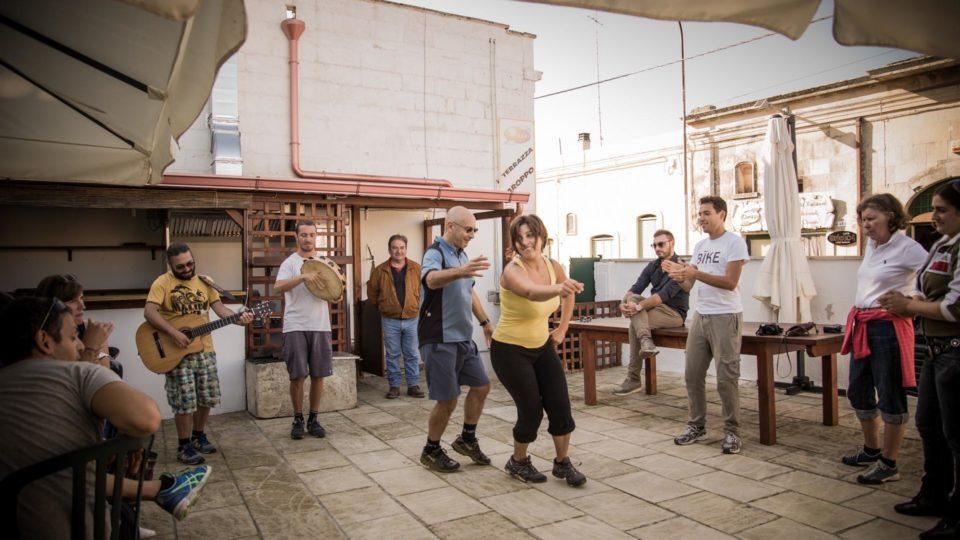 Pizzica Tanz in Salento