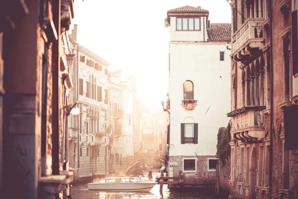 Venedig und seine Canali