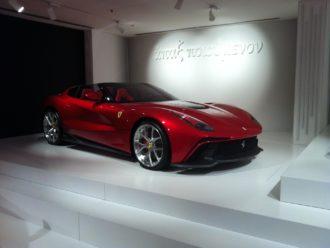 Das Ferrari Museum in Modena