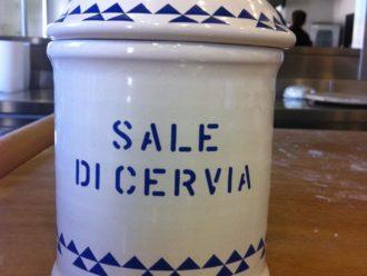 Salz aus Cervia