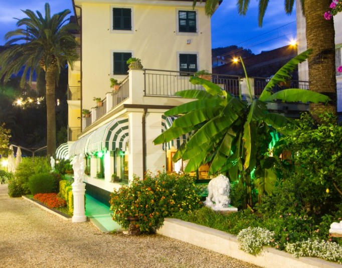 Hotel Villa Argentina in Moneglia