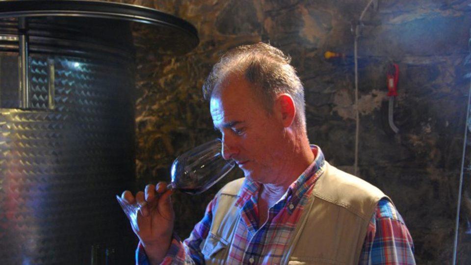 Weinverkostung in Ligurien