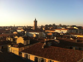 Die Stadt Asti