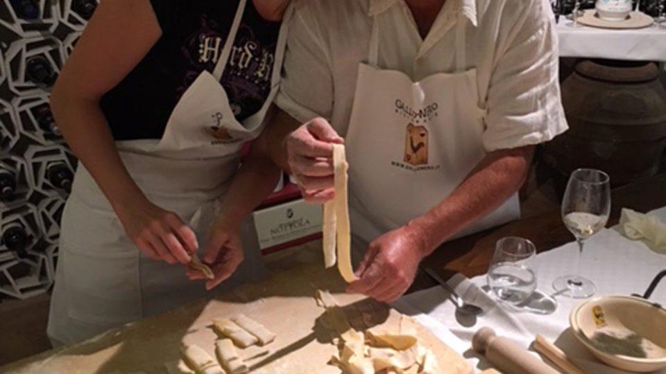 Kochkurs in Siena