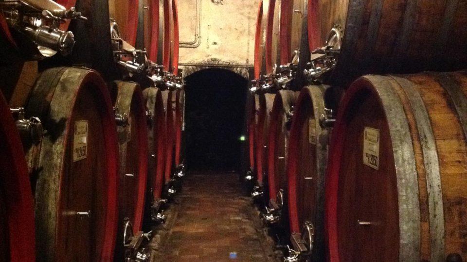 Weinkeller Chianti Classico Badia a Coltibuono