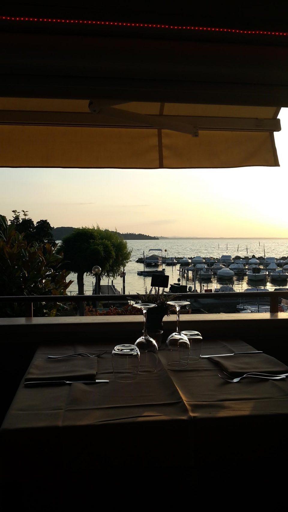 Restaurant am Lago Trasimeno