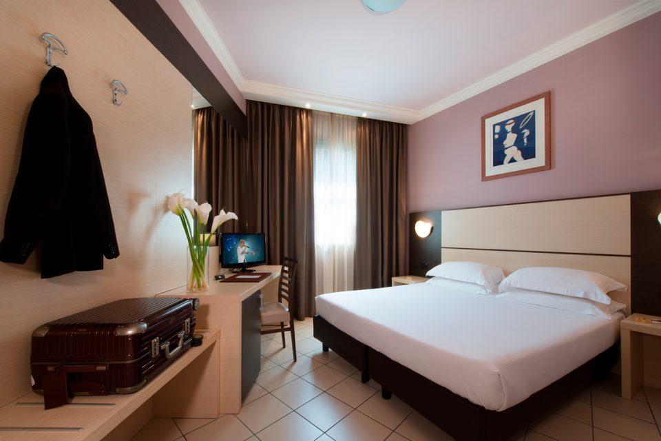 Das CDH Hotel - Zimmer