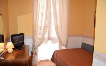 Das Hotel Genova - Zimmer