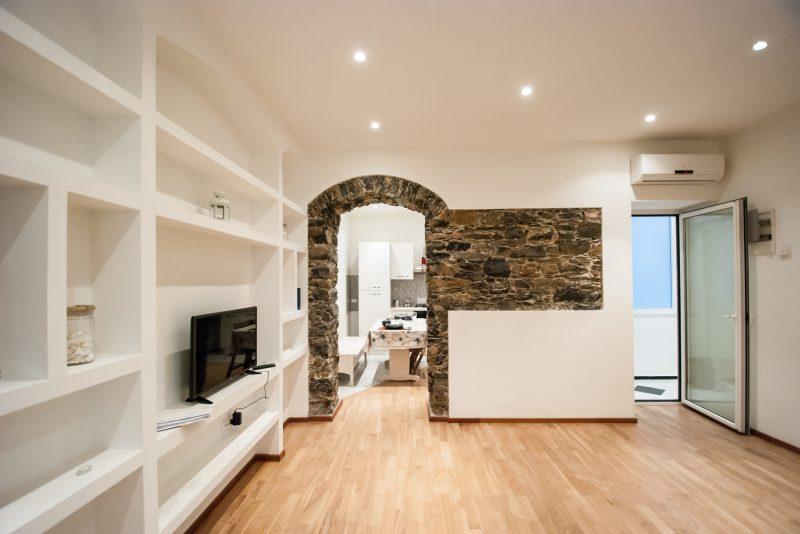 Das Appartment - Das Wohnzimmer
