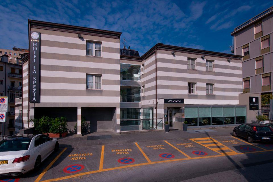 Das CDH Hotel - Fassade