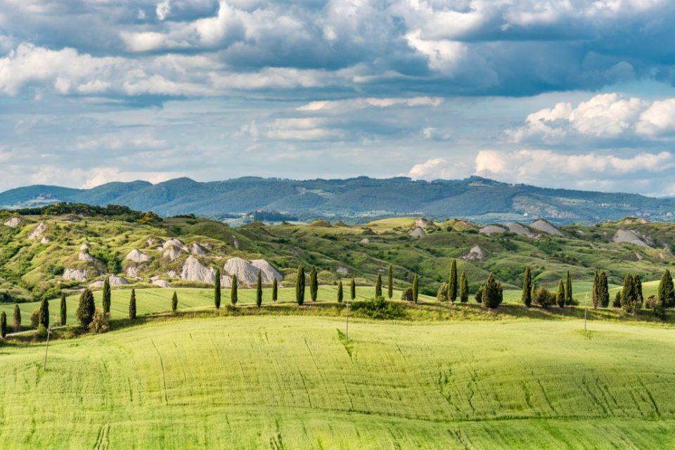 Unsere Wanderreise in die südliche Toskana führt uns durch Bilderbuchlandschaften