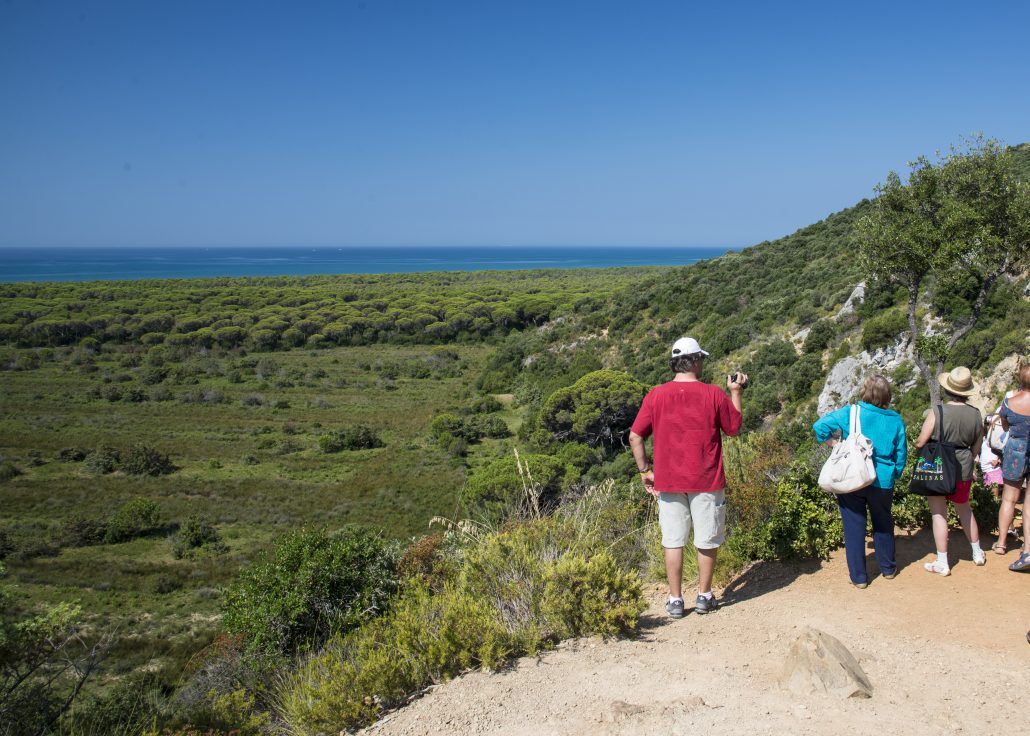 Wandern im Naturpark der Maremma