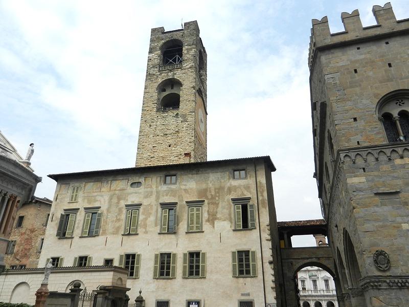 BergamoTorre Civica