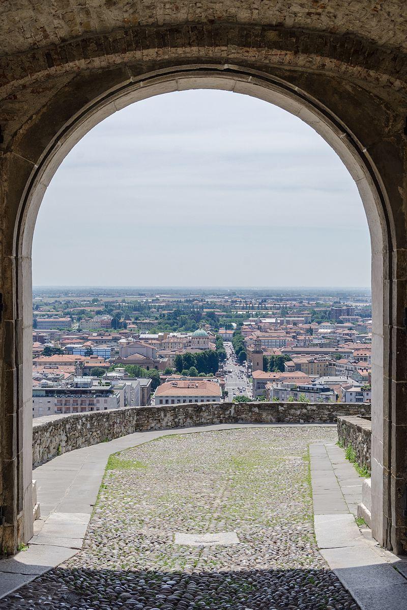 Bergamo, Porta San Giacomo