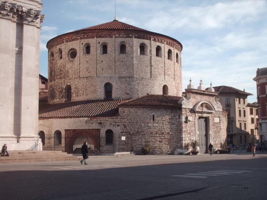 Alter Dom von Brescia