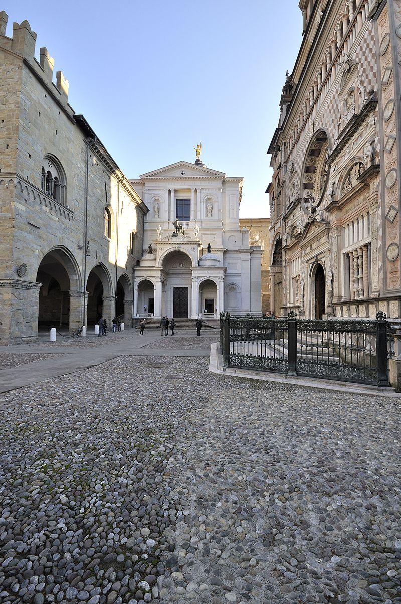 Bergamo - La Piazza