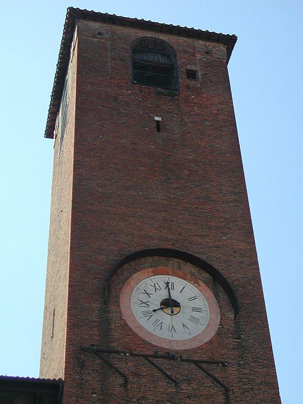 Mantova Torre del Palazzo Podestà