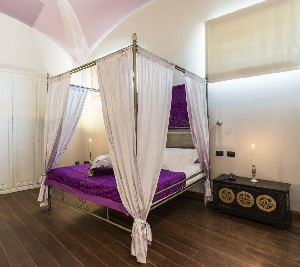 Ein Zimmer im Castello Pontebosio