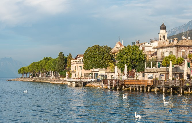Wein & Wandern am Gardasee, malerischer geht es nicht