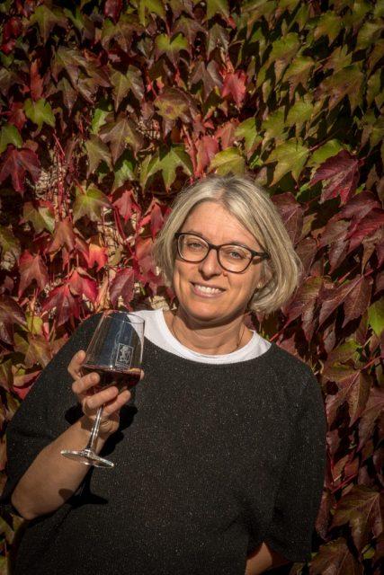 Weinverkostung im biologischen Weingut le Fraghe bei Bardolino