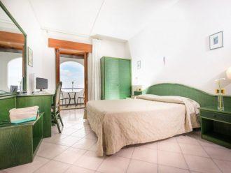 Hotel Bacco in Furore: ein Zimmer