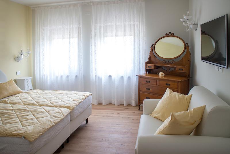 Unterkunft - Doppelzimmer Margherita