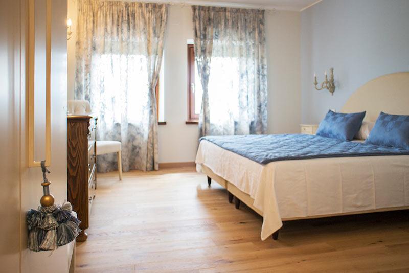 Unterkunft - Doppelzimmer Ortensia
