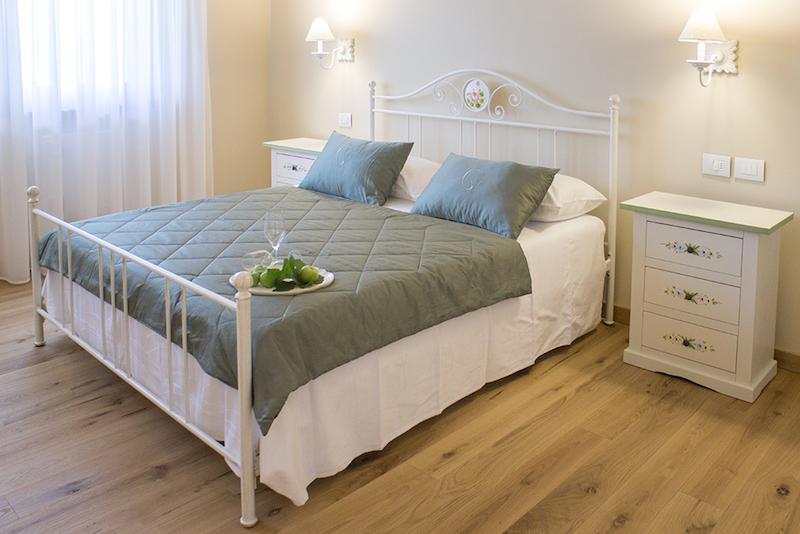 Unterkunft - Doppelzimmer Primula