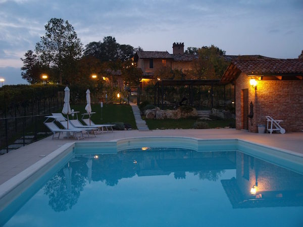 Castello di Razzano - Swimmingpool