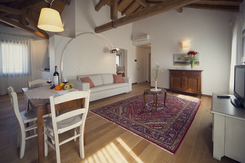 Country House Giusti Abazia - Suite