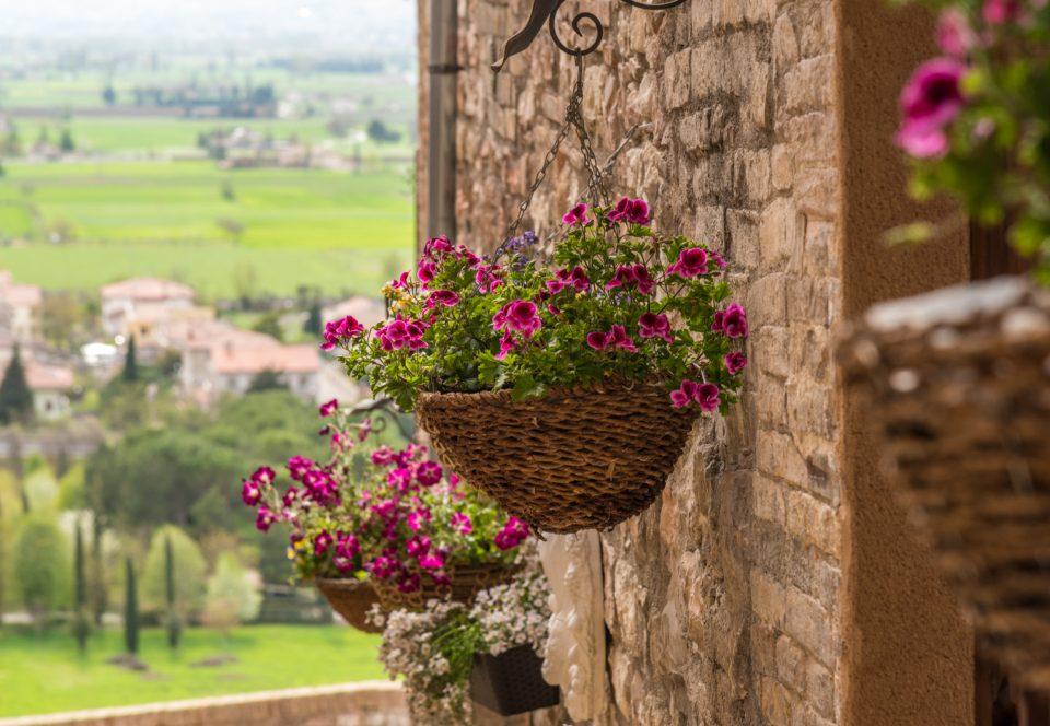 Spello, die Stadt der Blumen