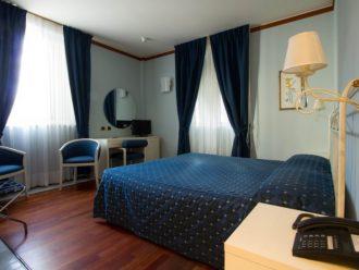 Hotel Villa Argentina - Doppelzimmer Blau