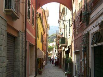 Moneglia - Altstadt