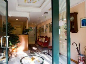 Villa Argentina - Eingang