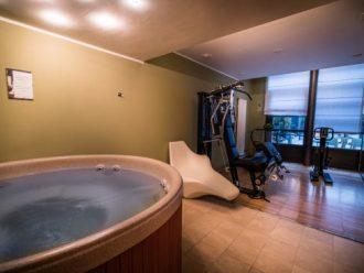Hotel Delle Arti - Fitness Room