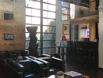Hotel Delle Arti - Eingangshalle