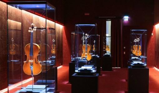 Museo del violino Antonio Stradivari in Cremona