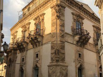 Scicli, Palazzo Beneventano