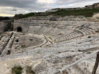 Syrakus, griechisches Theater