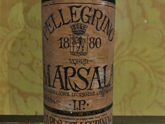 Eine alte Flasche Marsala