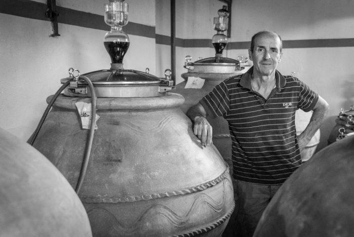 Arrighi – Amphorenwein