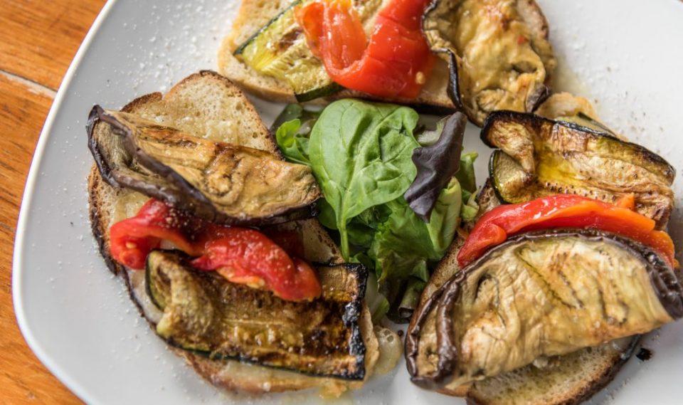 Feine mediterrane Gemüseküche