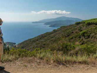 Wandern am Monte Calamita